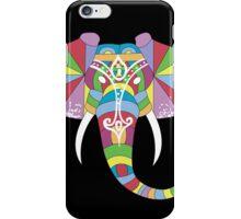 Geo-Elephant  iPhone Case/Skin