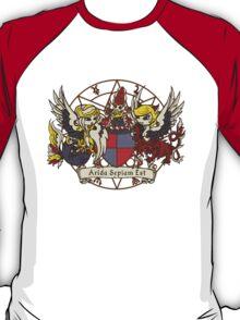 Siren vs Sphinx Crest T-Shirt