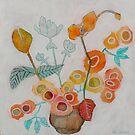 Orange Blossoms by Sandrine Pelissier