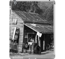 Woods Point Service Station iPad Case/Skin