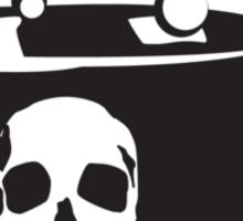 Cup o' Death Sticker