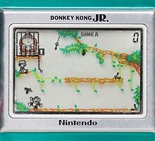 Game And Watch Donkey Kong Jr by ASHAITE