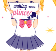 My Prince Sticker