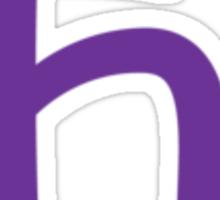 Saturn Symbol Sticker