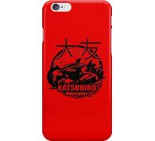 Akira Katsuhrio Cycles iPhone Case/Skin
