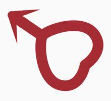 Mars Symbol by meatballhead