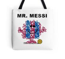 Mr. Messi Tote Bag