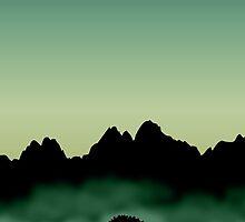 Beautiful scenery by KaiDang