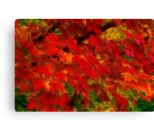Autumn Rondeau Canvas Print