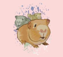Guinea Pigs Kids Clothes