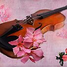 Music is the food of love ! by Irene  Burdell
