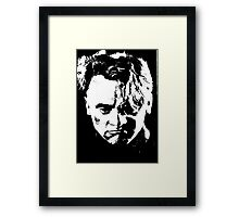 James Cagney Had A Bad Day Framed Print