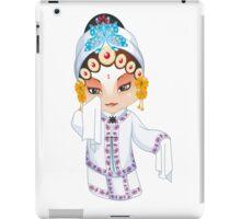 Opera cartoon characters iPad Case/Skin