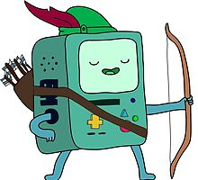 BMO Robin Hood by Russcraig2112