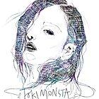 Tokimonsta; digital illustration by Julia Major