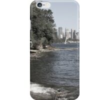 Sydney City | Greenwhich Baths iPhone Case/Skin
