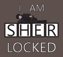 I am SHER-Locked  by Roanna Holmes