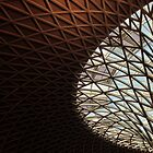 Kings cross architecture by Roxy J
