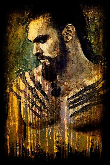 Drogo by David Atkinson