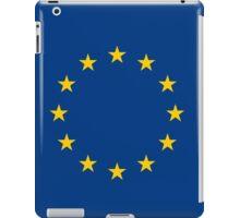 Living EU Flag iPad Case/Skin