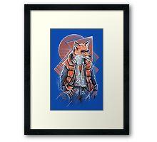 MJ Fox Framed Print