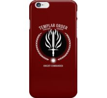 Dragon Age - Templar Order (Knight-Commander) iPhone Case/Skin