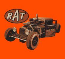 RAT - Welder Up Kids Clothes