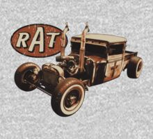 RAT - Semi style pipes Kids Clothes