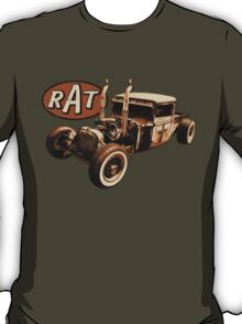 RAT - Semi style pipes T-Shirt