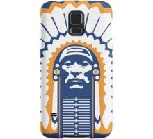 chief illiniwek  Samsung Galaxy Case/Skin