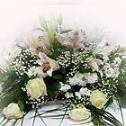 Festive bouquet by Ana Belaj