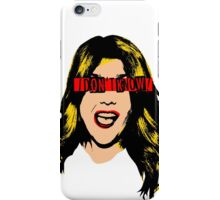Pop Grace - Blond iPhone Case/Skin
