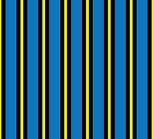 Electric Stripes by ArtfulDoodler