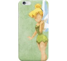 Peter Pan inspired design (Tinkerbell). iPhone Case/Skin