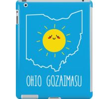 Ohio Gozaimasu iPad Case/Skin