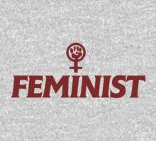 Feminist by Boogiemonst