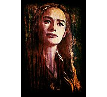 Cersei Photographic Print