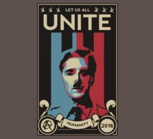 Unite by Michael Bourgeois
