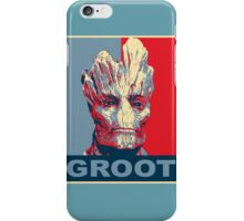 Groot Hope iPhone Case/Skin