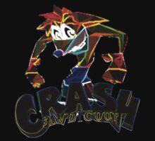 Crash Bandicot Glow Design by ChaosSpyro