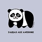 Pandas are Awesome by zoel