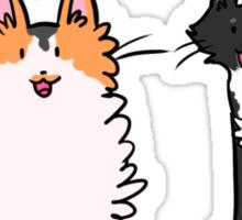 Princess Kitties Sticker