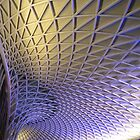 Kings Cross Station Roof / Concourse by acespace
