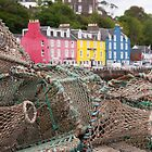 Tobermory Creels by Christopher Cullen