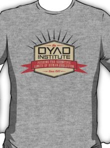 DYAD Institute Crest T-Shirt