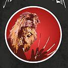 MÖTLEY KRUEGER (POSTER) by Bloodysender