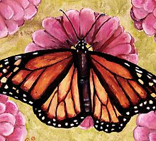Blooming Butterfly 5 by CecelyBloom