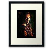 Margaery Tyrell Framed Print