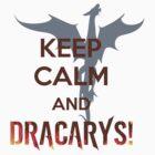 Dracarys (GOT) by clairelions