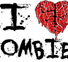 Zombie Love by sincitysyco